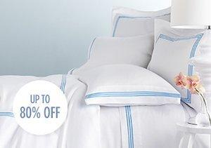 The White Sale: Bedding Basics