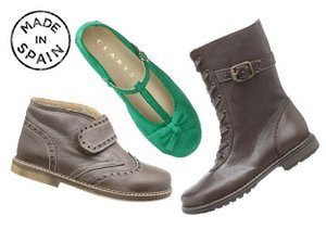 Made in Spain: Kids' Shoes