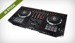 Numark NS7II 4-Channel Motorized DJ Controller and Mixer