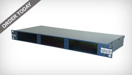 Radial Engineering 500 Series Chassis and Modules