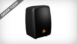 Behringer All-In-One Portable PA System
