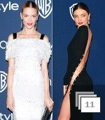 The Looks You Didn't See: The Best Golden Globes After-Party...