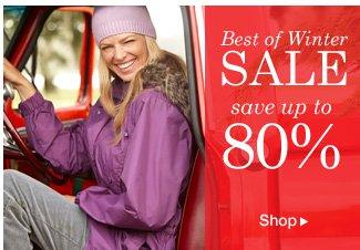 Best of Winter Sale