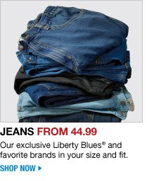 jeans from 44.99 - shop now