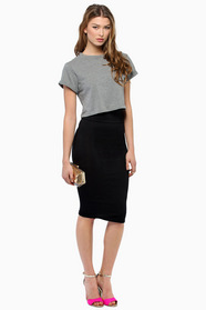 So Slim Skirt 18