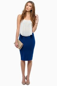 Miss Interpreting Pencil Skirt 28