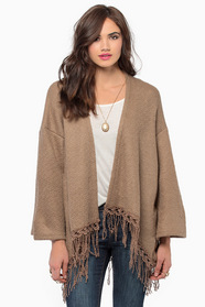 On The Fringe Cardigan 43
