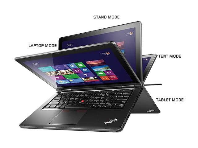 ThinkPad YOGA 2-in-1 Ultrabook -  Intel Core i5 4GB RAM 128GB SSD 12.5