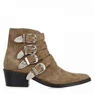 TOGA - Buckle embellished ankle boots