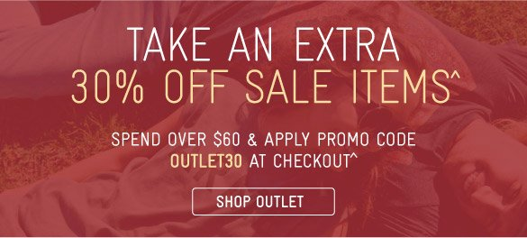 Take 30% Off Outlet^ - Shop Now