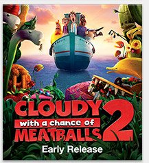 Cloudy with a Chance of Meatballs 2 style=