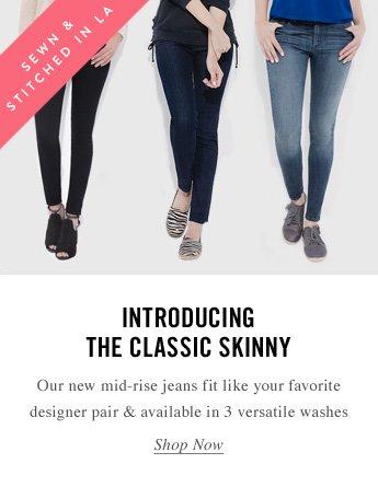 Classic Skinny