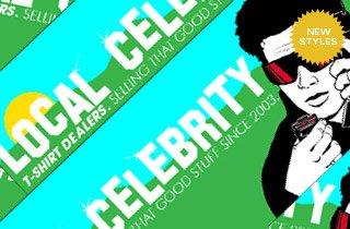 Sunday Select: Local Celebrity