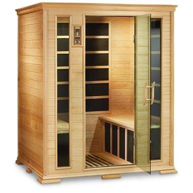 4-person Infrared Sauna