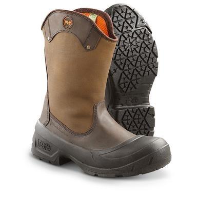 Men's Timberland PRO® Swampbuster Steel Toe Wellington Boots