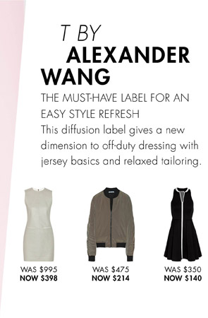 T BY ALEXANDER WANG - SHOP NOW