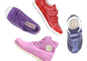 Up to 80% Off: Kids' Sneakers