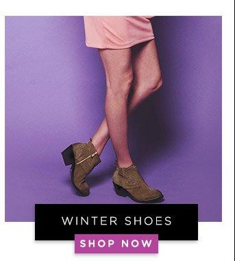 Winter Shoes. Shop Now