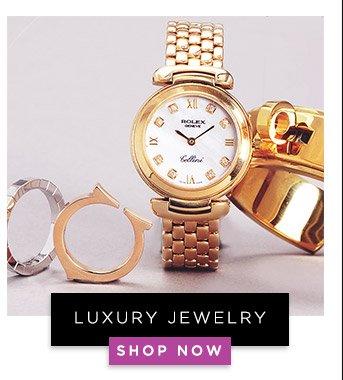 Luxury Jewelry. Shop Now