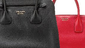 Prada Saffiano Leather Handbags