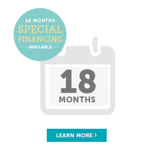18 Months Special Financing Available - Learn More!