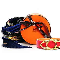 Designer Accessories by Dolce & Gabbana, Fendi, Hermes & Many More