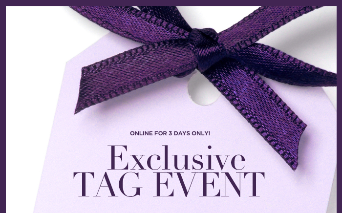 Exclusive Tag Event