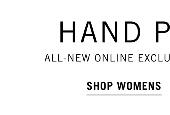 Hand Picked - Shop Womens
