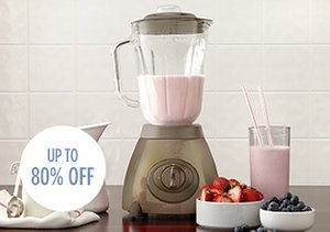 The White Sale: Small Appliances