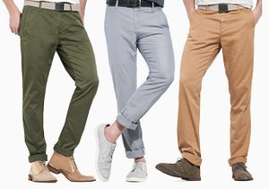 Up to 85% Off: Casual Pants