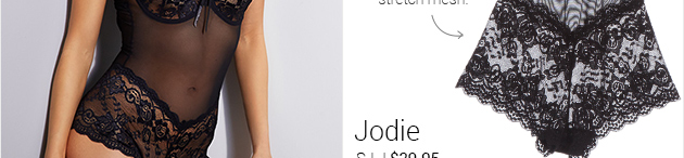 Jodie lingerie set