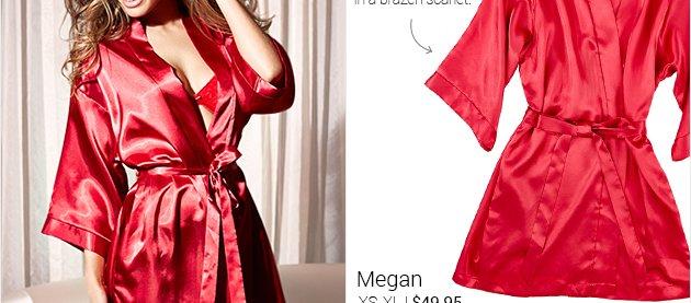 Megan lingerie set