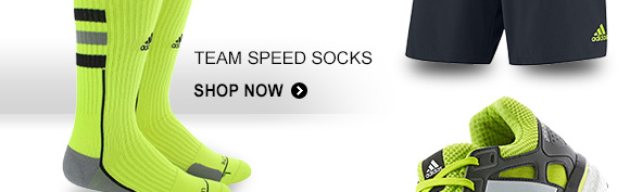 Shop Team Speed Socks »