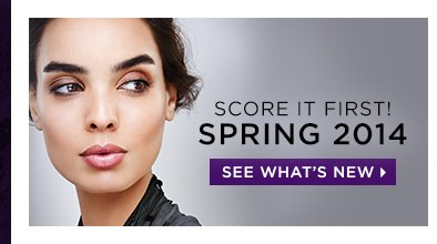 Score it first! Spring 2014. See what's new >