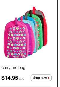 carry me bag $14.95aud - shop now >