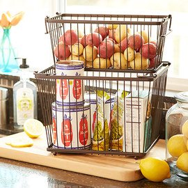 Get Organized: Kitchen & Food Storage