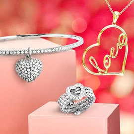 From the Heart: Women's Jewelry