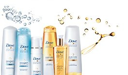 Get An Exclusive Look At NEW Dove Hair Products