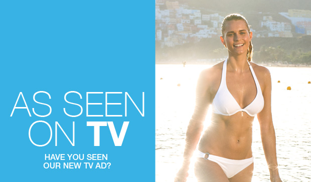 Have you seen our new TV ad?