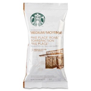 Starbucks Coffee Pike Place Pillow Pack