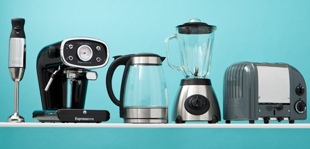 It's Electric: Toasters, Blenders, & More