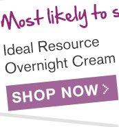 Ideal Resource Light Re-Birth Overnight Cream