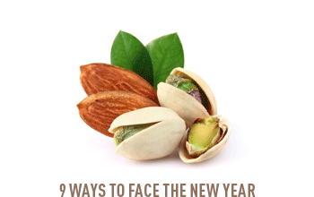 9 WAYS TO FACE THE NEW YEAR