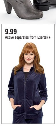 9.99 active separates from Exertek.