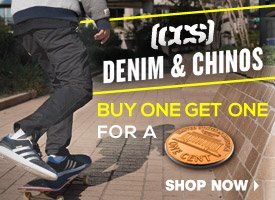 CCS Pants: Buy One Get One for only a Penny!