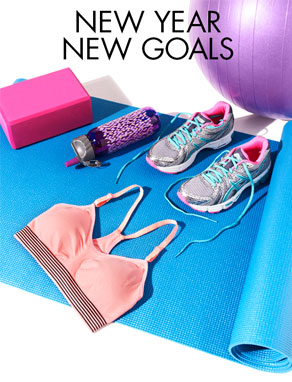NEW YEAR - NEW GOALS