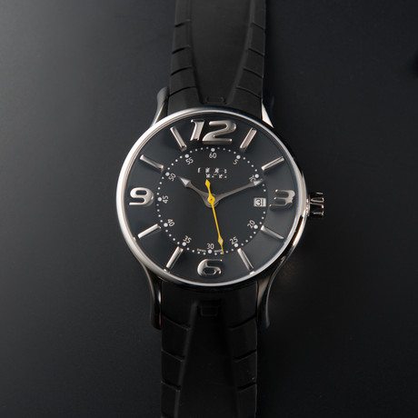 NOA 1675 Automatic // M-001 Black & Silver