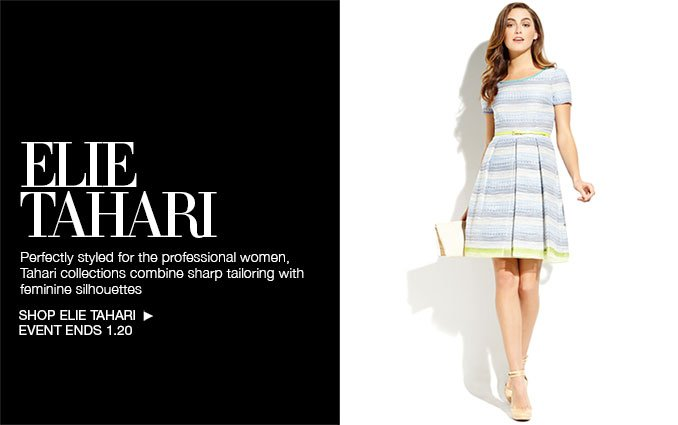 Shop Elie Tahari for Women
