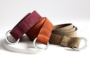 Style Staple: Suede Belts