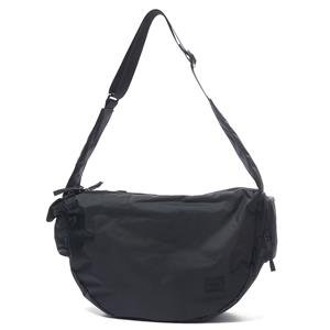 HeadPorter Black Beauty W Zip Shoulder Bag